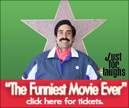The Funniest Movie Ever - Chicago Premiere - June 10th & 11th